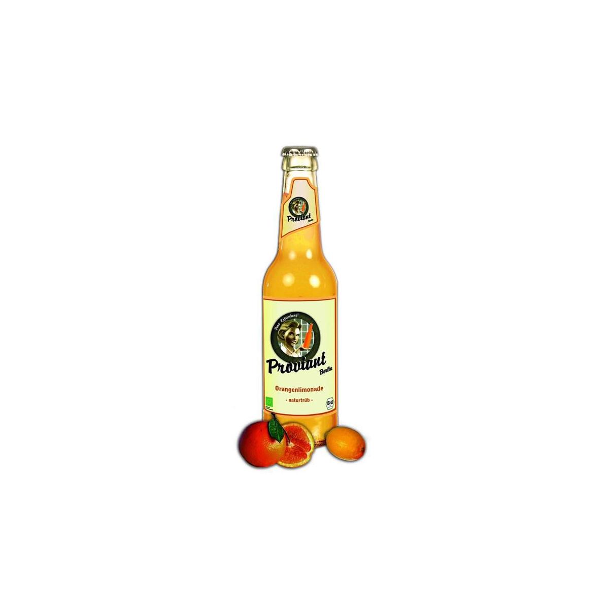 Bio Limonade Orange Proviant
