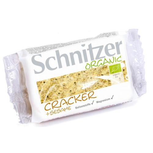 Bio UrDinkel-Cracker Sesam