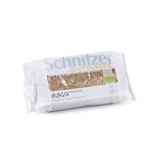 Bio Inka Amaranth Schnittbrot glutenfrei