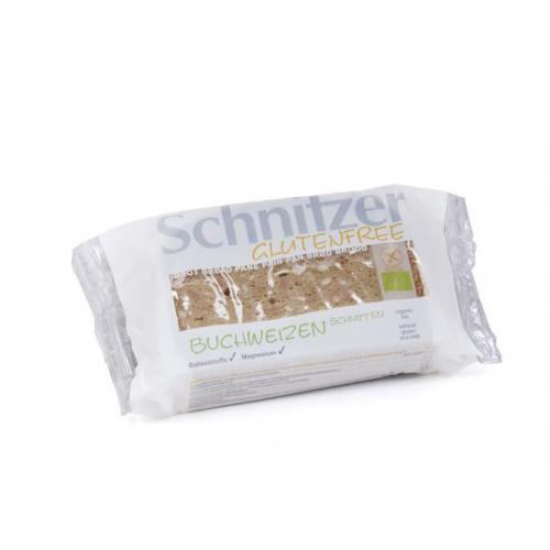 Bio Buchweizen Schnittbrot glutenfrei