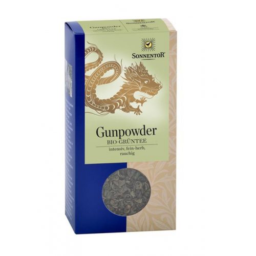 Chines. Grüntee Gunpowder
