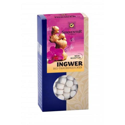 Ingwer-Traubenzucker