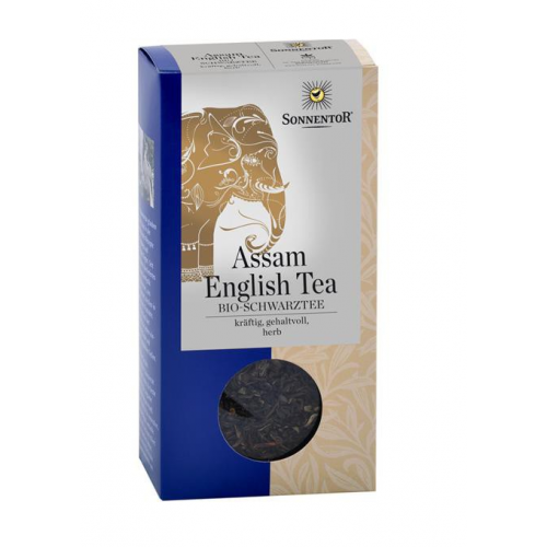 Schwarztee Assam English Tea