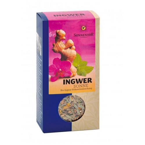 Ingwer Sonne-Tee