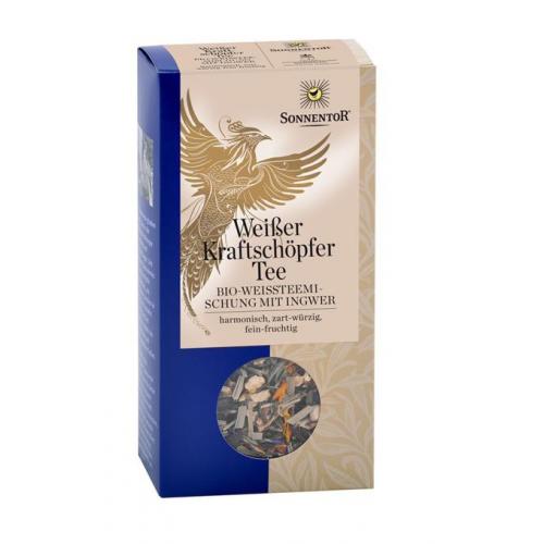 Weisser Kraftschöpfer-Tee