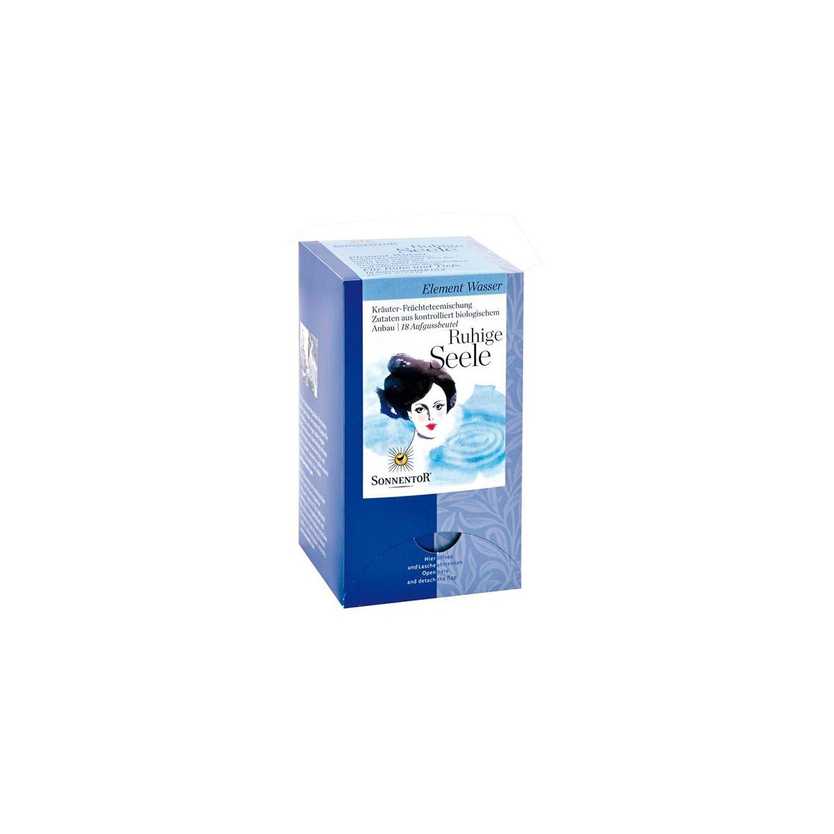 Ruhige Seele Tee Hildegard - Element Wasser