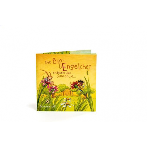 Mini-Bilderbuch Bio-Bengelchen Nr. 1