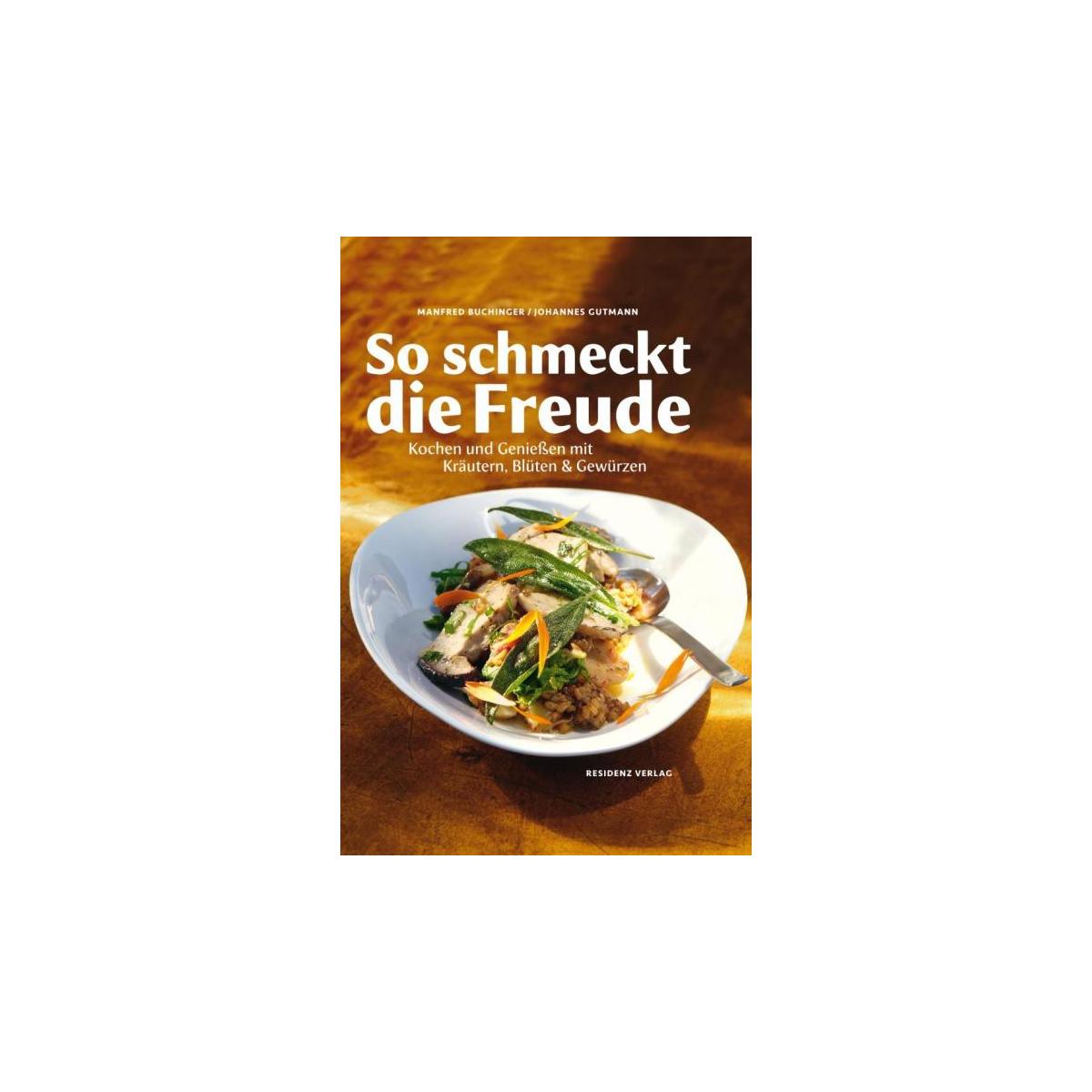 Kochbuch So schmeckt die Freude