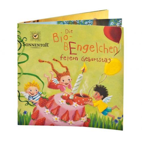 Mini-Bilderbuch Bio-Bengelchen Geburtstag Nr. 3