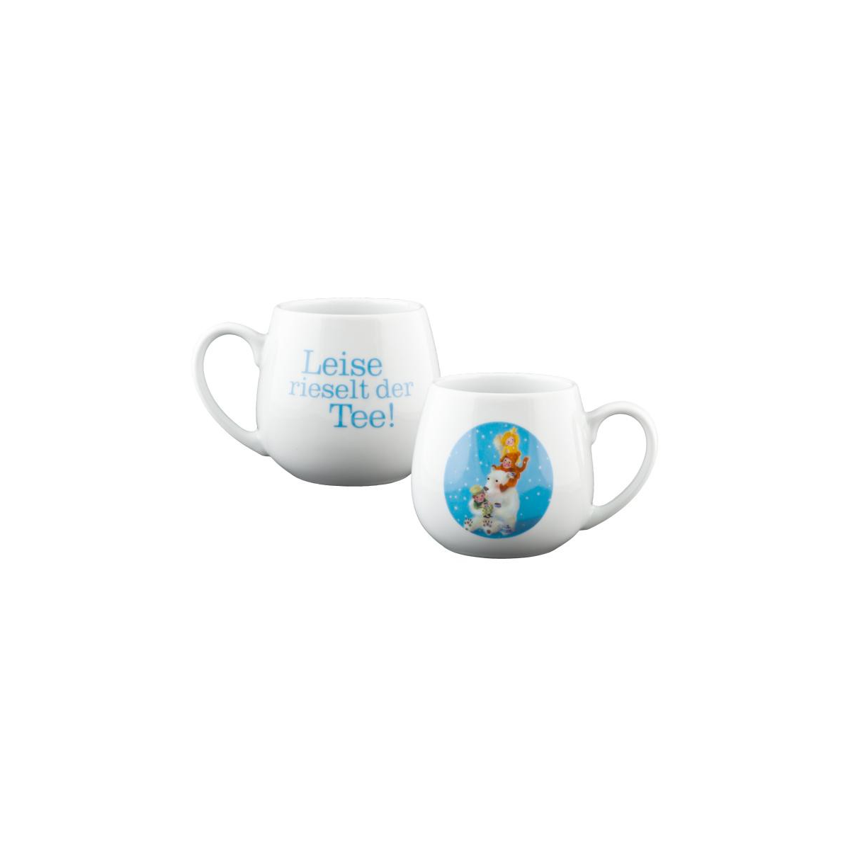 Leise rieselt der Tee-Becher, 420 ml