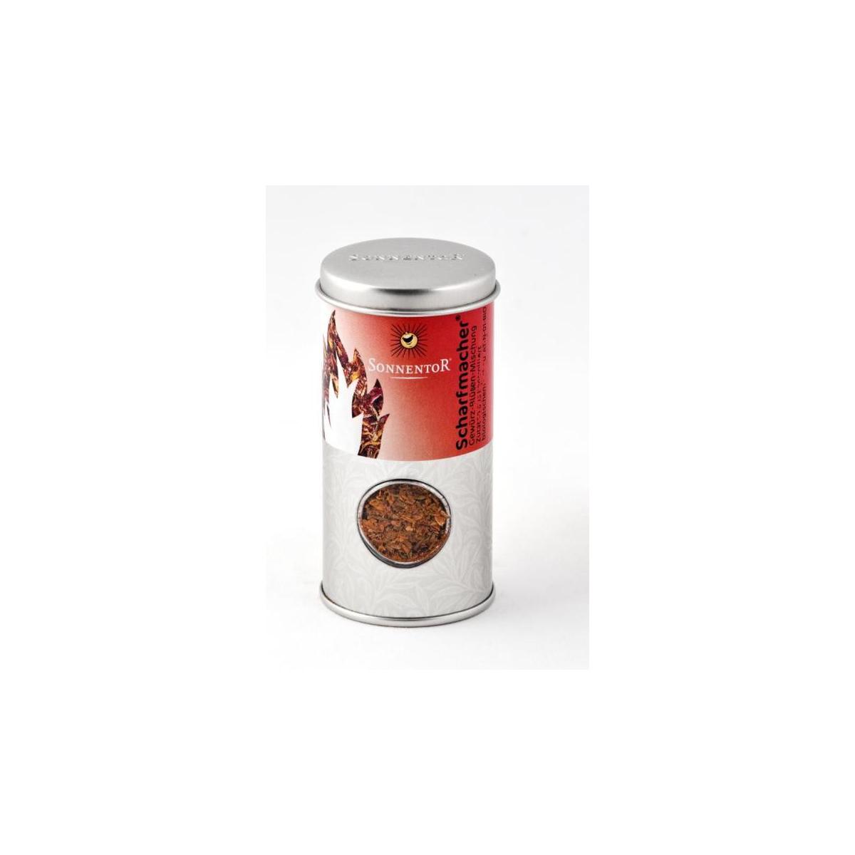 Scharfmacher Gewürz-Blüten-Mischung Streudose