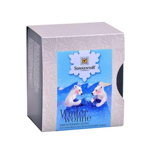 Winterwonne Teepyramiden