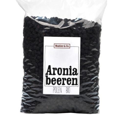 Bio Aroniabeeren getrocknet 1kg