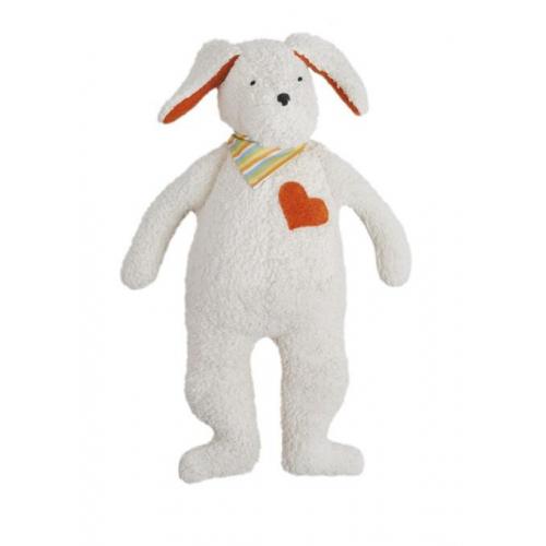 Wärmekissen, Handspielpuppe Hund, Baumwollplüsch