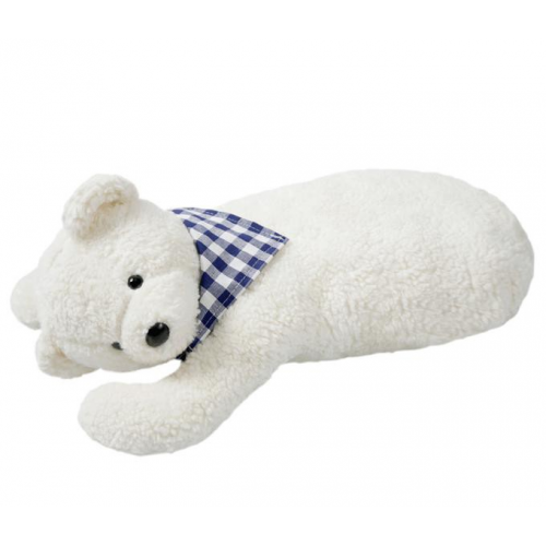 Wärmekissen Teddy inkl. Wärmeflasche
