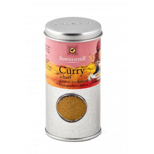 Curry scharf Streudose
