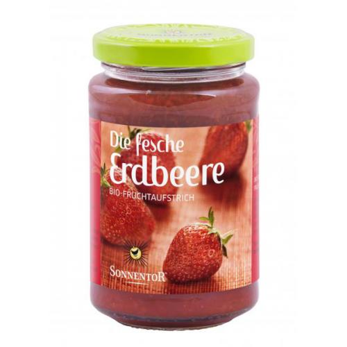 Die fesche Erdbeere, Fruchtaufstrich