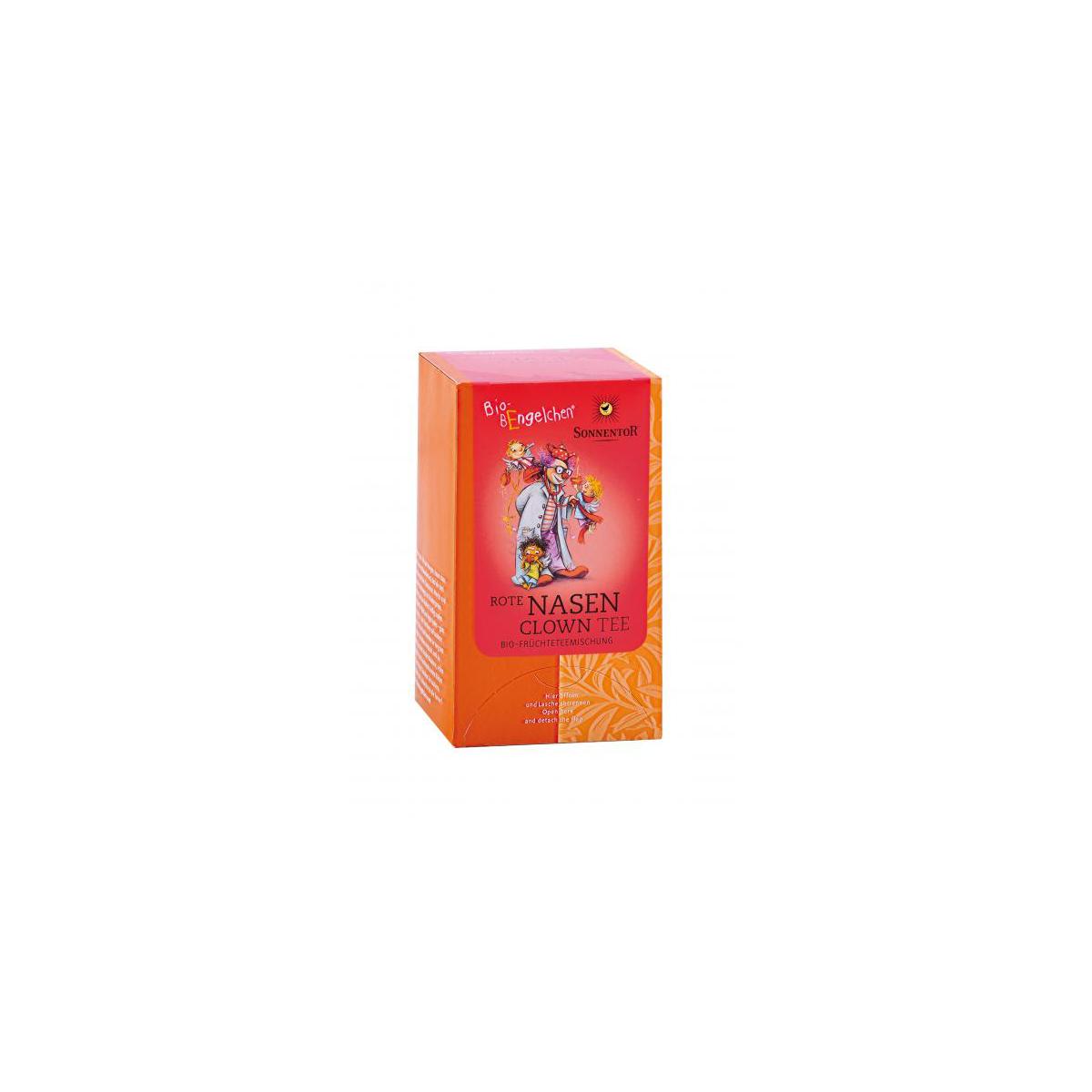 Bio Bengelchen Rote Nasen Clown-Tee