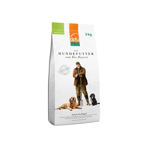 Bio Hundefutter Adult Premium trocken 3kg