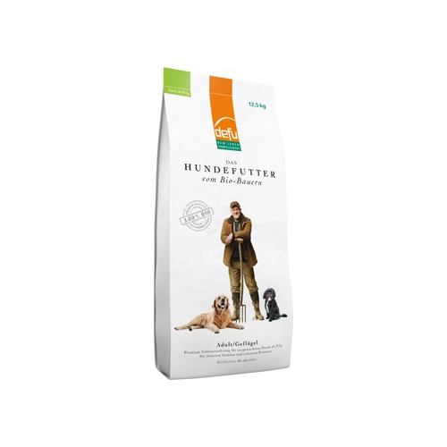 Bio Hundefutter Adult Premium trocken 12.5kg
