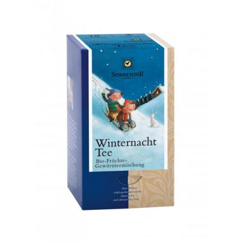 Winternacht-Tee Aufgussbeutel
