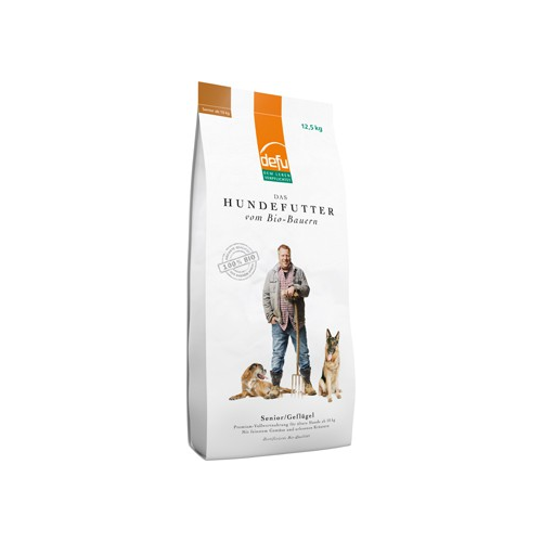 Bio Hundefutter Senior Premium trocken 12.5kg