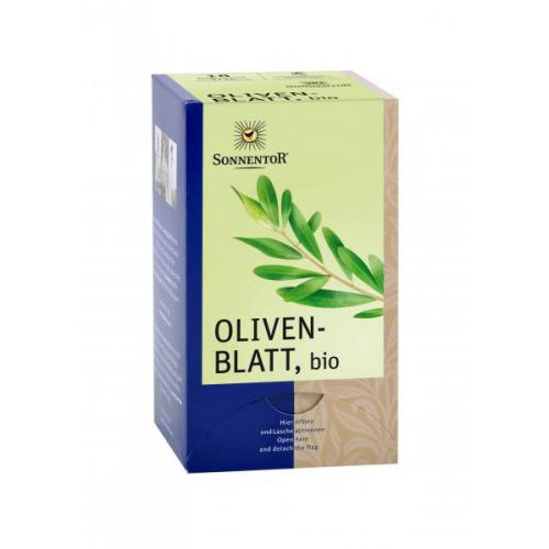 Olivenblatt Tee sortenrein