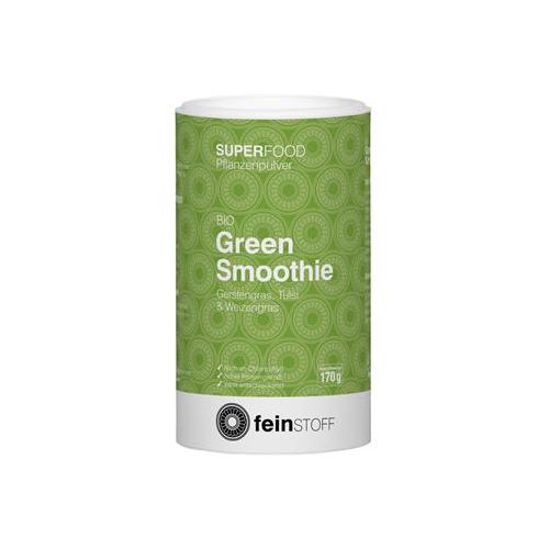 Feinstoff Green Smoothie Pulver Bio