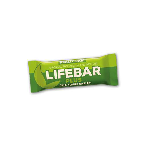 Lifebarplus Chia / Gerstengras Bioriegel