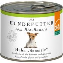 Bio Hundefutter Huhn Sensitiv nass 200g