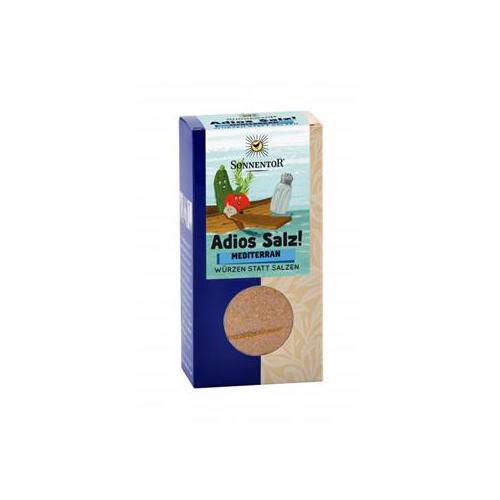 Adios Salz! Mediterrane Gemüsemischung Packung