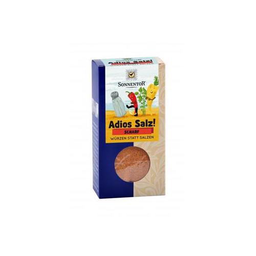 Adios Salz! Scharfe Gemüsemischung Packung