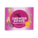 Ingwer-Suppenwürfel