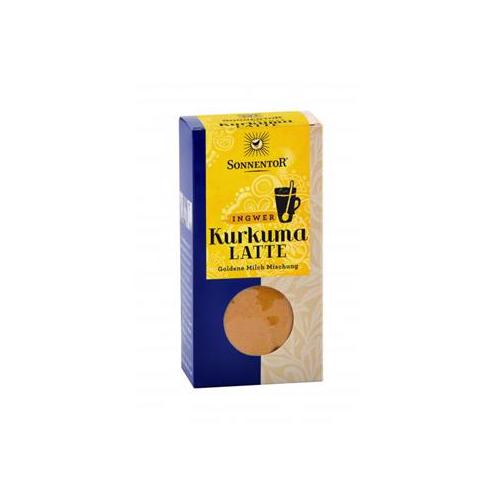 Trink-Kurkuma-Latte Ingwer
