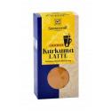 Trink-Kurkuma-Latte Ingwer Packung