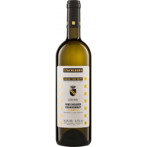 Vinschgauer Chardonnay Riserva DOC 2013 Stachlburg