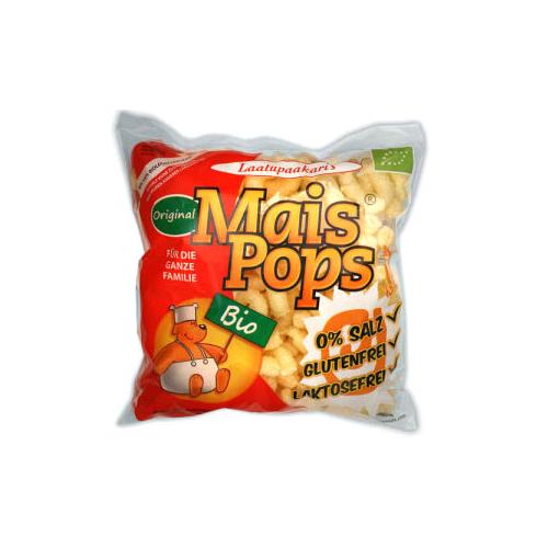 Maispops Natural GLUTENFREI
