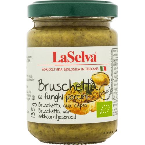 Bruschetta Steinpilz LaSelva