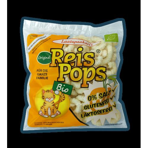 Bio REISpops Natural GLUTENFREI