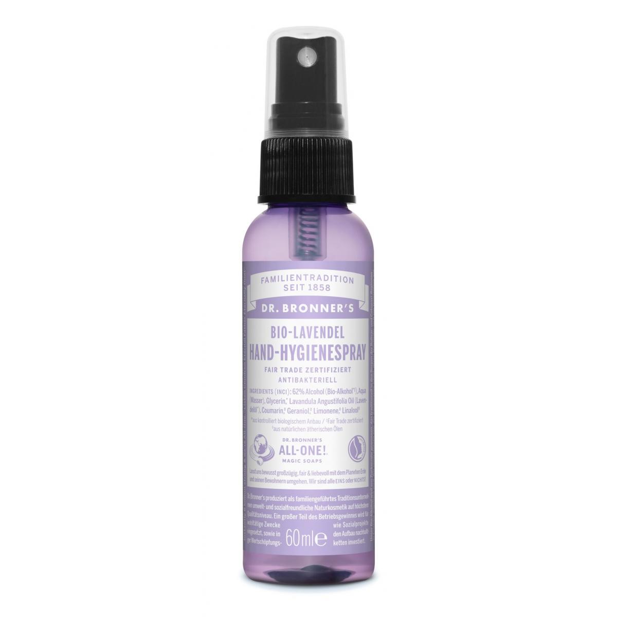 Hand-Hygienespray Lavendel