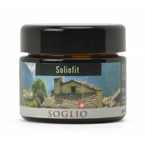 Soliofit Massagecreme 50ml
