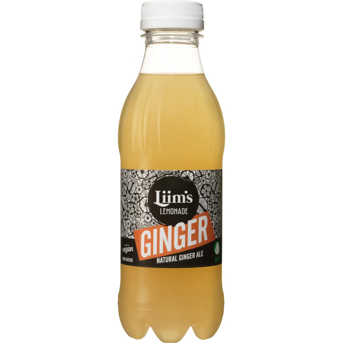 Liim's Ginger Bio-Limonade