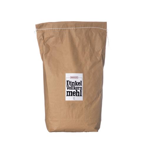 Dinkel Vollkornmehl aus dem Aargau 5kg