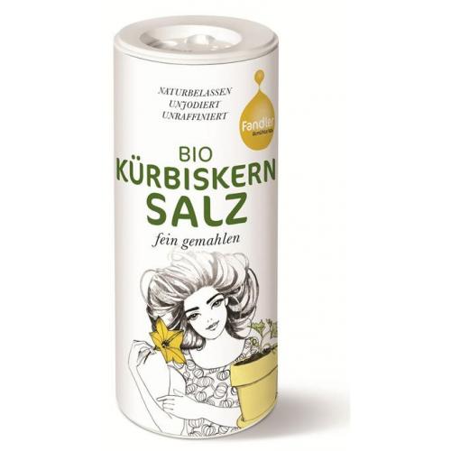 Bio Kürbiskern-Salz