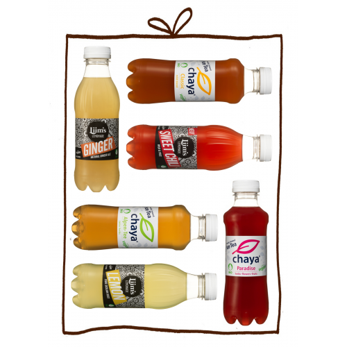 Chaya & Liim's Biodrinks Löschreserve