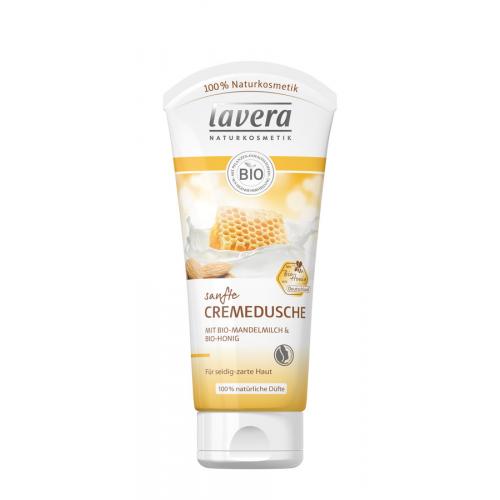 Sanftes Duschgel Bio Mandelmilch & Bio Honig