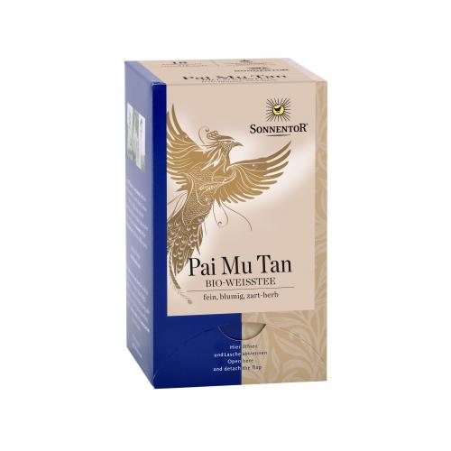 Weisser Tee Pai Mu Tan Sonnentor