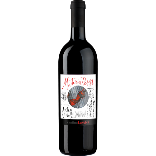 LaSelva Materia Rossa Maremma Toscana DOC 2016