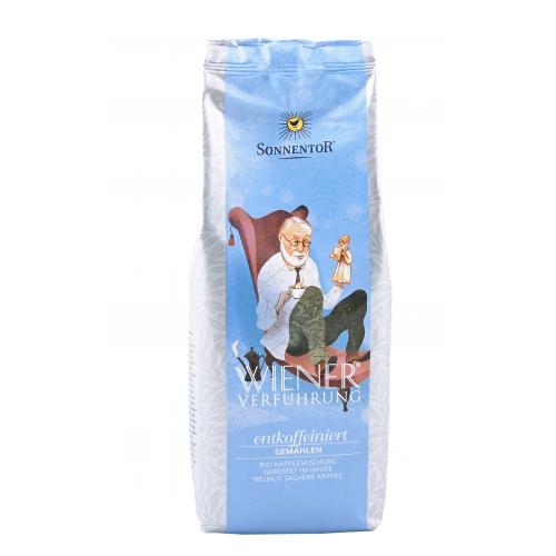 Entkoffeiniert gemahlen Wiener Verführung