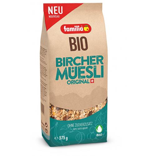 familia Bio Birchermüesli original